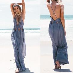 Hanni - Cutout Maxi Dress