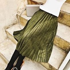 Jack Grace - Pleated Skirt