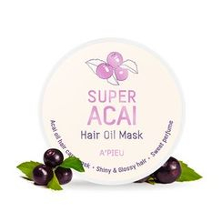 A'PIEU - Super Acai Hair Oil Mask 210ml