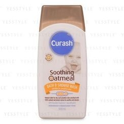 Curash - Soothing Oatmeal Bath & Shower Wash