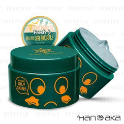 HANAKA - Extremely Glacial Mineral Mud Face Pack