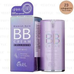 eKeL - 美肌亮麗骨膠原防曬BB霜 SPF 40++ (#23 Natural Beige)