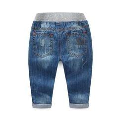 贝壳童装 - 儿童牛仔裤