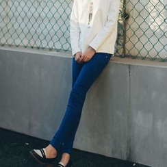11.STREET - Slim-Fit Pants