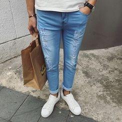 JVR - 水洗牛仔褲