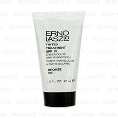 Erno Laszlo - Tinted Treatment SPF15 (Sheer Color with Sunscreen) - # 955 Bronze