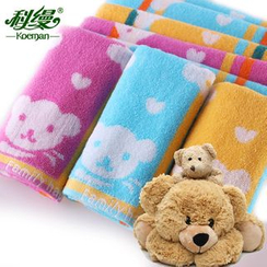 Koeman - Bear Cotton Towel