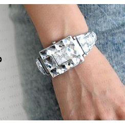 SO Central - Jeweled Bracelet Watch