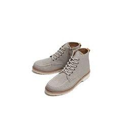 Ohkkage - Zip-Side Boots