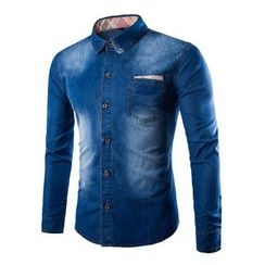 Blueforce - Washed Denim Shirt