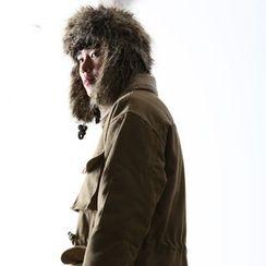 MODSLOOK - Faux-Fur Earflap Hat