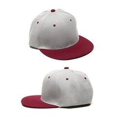HOTBOOM - Color-Block Baseball Cap
