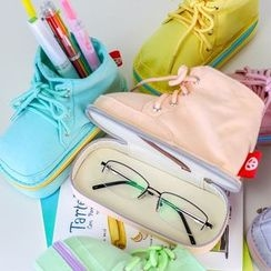 Homey House - Canvas Sneakers Pencil Case