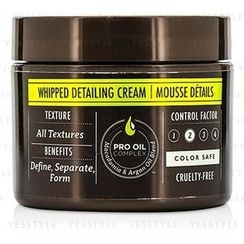Macadamia Natural Oil - Professional Whipped Detailing Cream