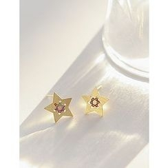 soo n soo - Shape Earrings (2 Design)