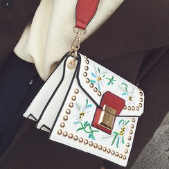 Pandabada - Embroidered Cross Bag