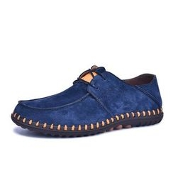 MARTUCCI - Lace-Up Deck Shoes