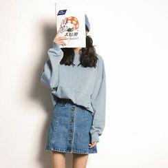 Porta - Plain Sweatshirt