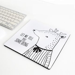 Cutie Bazaar - Printed Mouse Pad