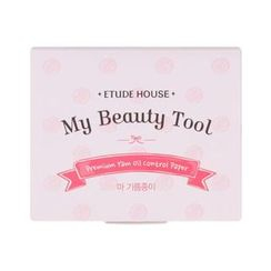 Etude House - My Beauty Tool Premium Yam Oil Control Film
