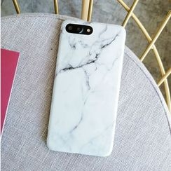 Chouli - Marble Patterned Phone Case - iPhone 7 / 7 plus / 6s / 6s Plus