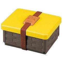 Hakoya - Hakoya American Vintage Sandwich Basket (Yellow)