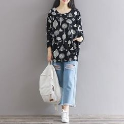 Fancy Show - Printed Pullover