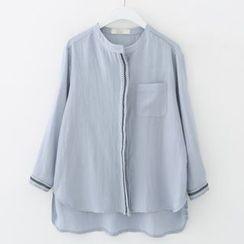 Meimei - 刺繡襯衫