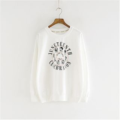 Storyland - Printed Pullover