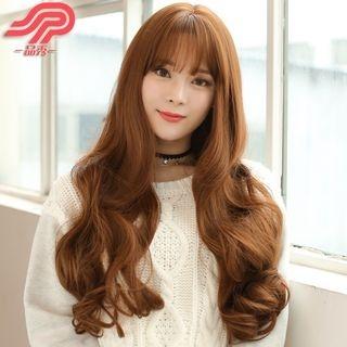 Pin Show - Long Full Wig - Wavy