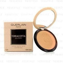 Guerlain - Terracotta Joli Teint Natural Healthy Glow Powder Duo - # 01 Clair/Light Brunettes