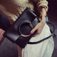Rosanna Bags - Hoop Detail Clutch