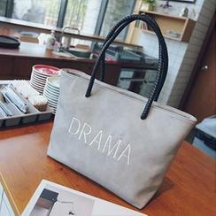 Youshine - Letter Shopper Bag