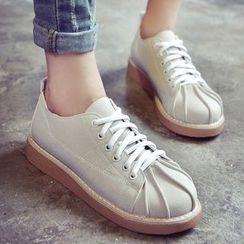 Limone - Plain Sneakers