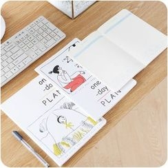 VANDO - Printed Notebook