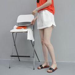 蘭芝 - 束腰短褲