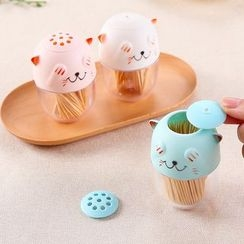 Yulu - Cat Toothpick Holder