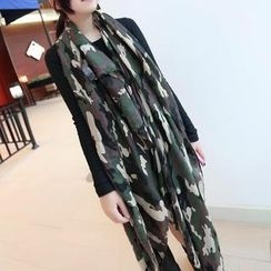 Cuteberry - Camouflage Scarf