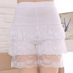 ONO - Tiered Lace Undershorts