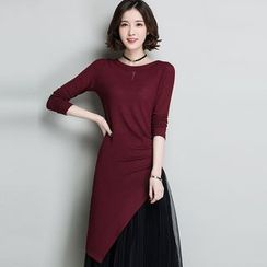 Romika - Asymmetric Knit Dress