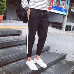 Basique - Striped Sweatpants