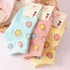 Nikiki - Chicken Print Socks