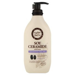 HAPPY BATH - Soy Ceramide  Mild Lotion 450ml
