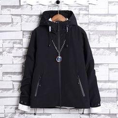 LIBIN - Hooded Jacket