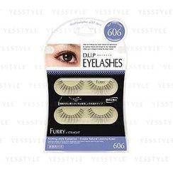 D-up - Furry Eyelashes (#606 Natural)