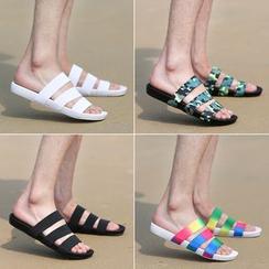Hipsteria - Slide Sandals