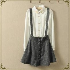 Storyland - Suspender Skirt