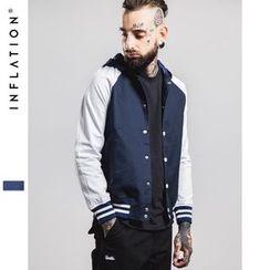 Newin - Panel Hooded Jacket