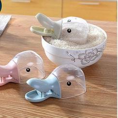 VANDO - 创意塑胶米铲封口夹