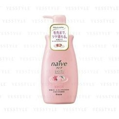 Kracie - Naïve Shampoo (Rose and Peach Leaf)